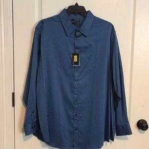 NWT Murano LS Dress Shirt 2X